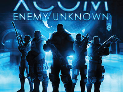 XCOM: Enemy Unknown Soundtrack Cover 500px