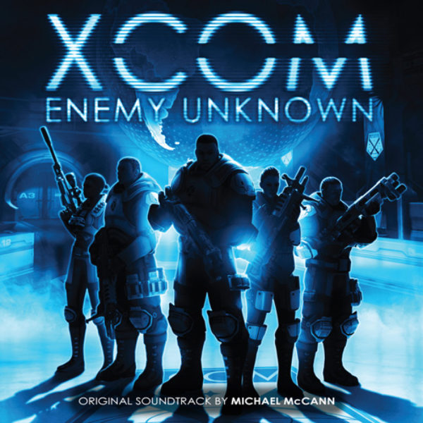 XCOM: Enemy Unknown Soundtrack Cover 500px