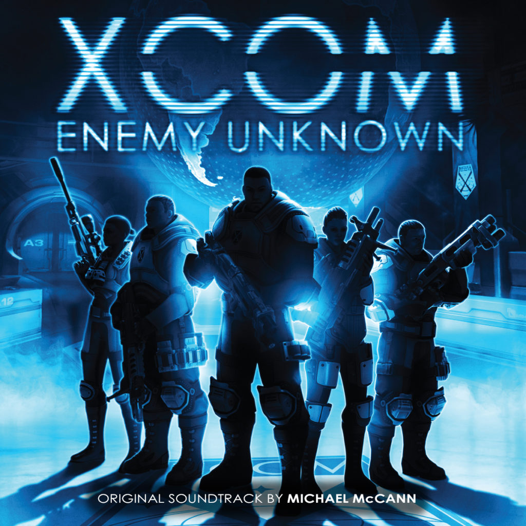 XCOM: Enemy Unknown Soundtrack Cover 1200px