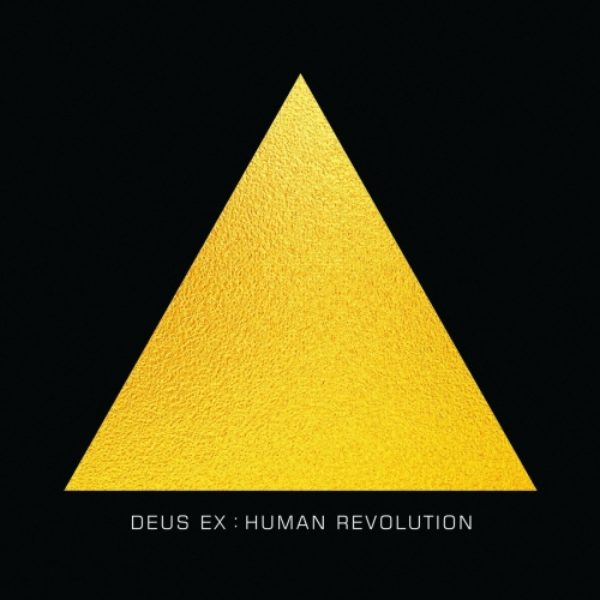 Deus Ex: Human Revolution Vinyl Cover