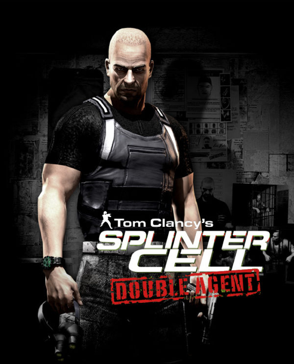 Splinter Cell: Double Agent Black & Red 2