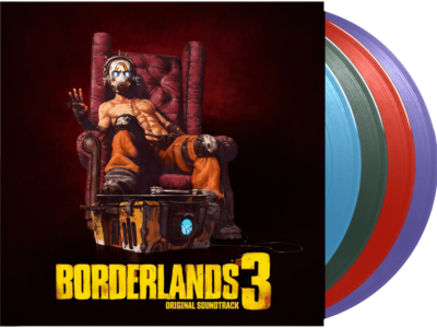 Borderlands 3 Vinyl Deluxe w Disc
