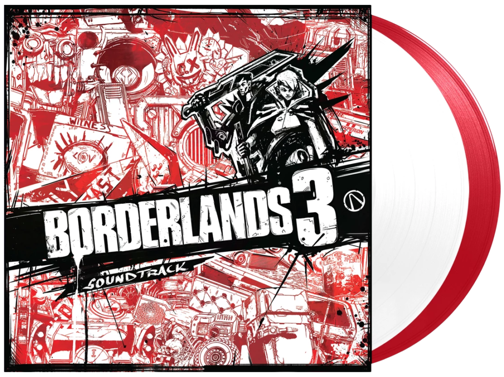 Borderlands 3 Vinyl Regular w Disc