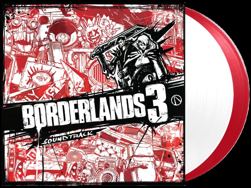 Borderlands 3 Vinyl Regular w Disc