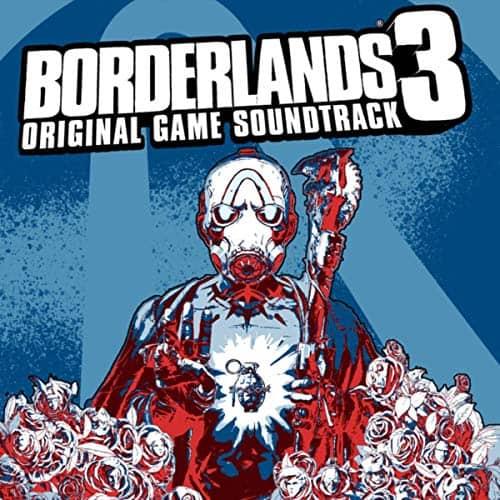 Borderlands 3 Original Soundtrack Cover 500px