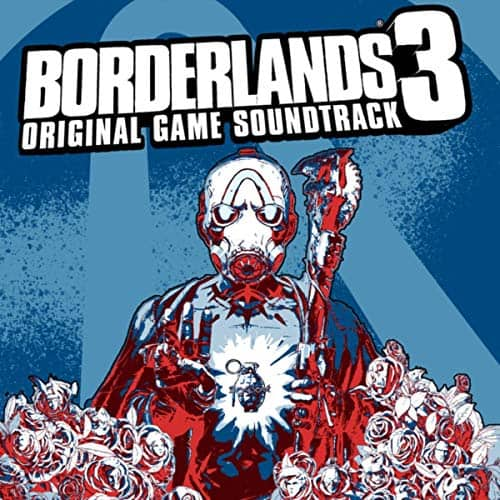 Borderlands 3 Original Soundtrack Cover 500px